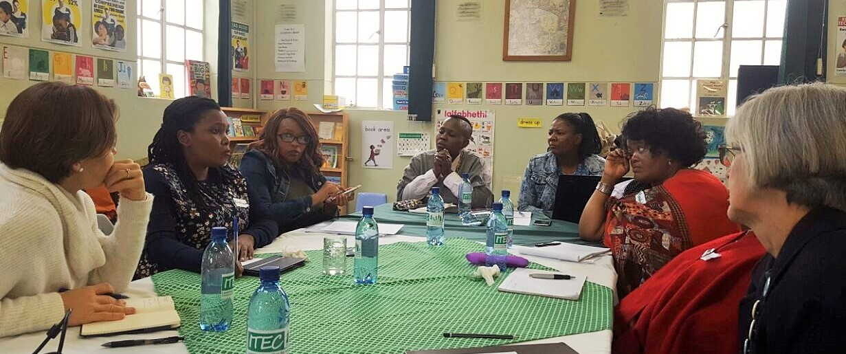 The Wordworks Stellar programme is alive and well in the Eastern Cape!