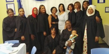 Our Home-School Partnerships parents are graduating!