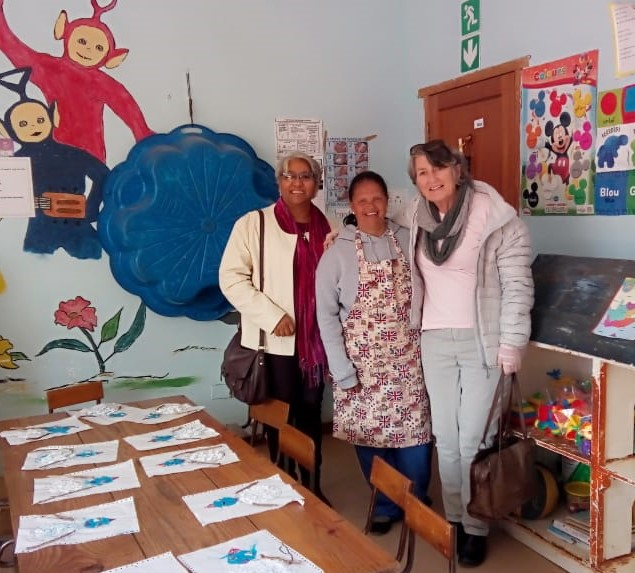 Wonderful work and commitment at ECD centres in the Langeberg